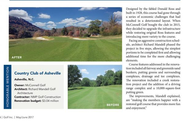 Country Club of Asheville_Golf Inc Article
