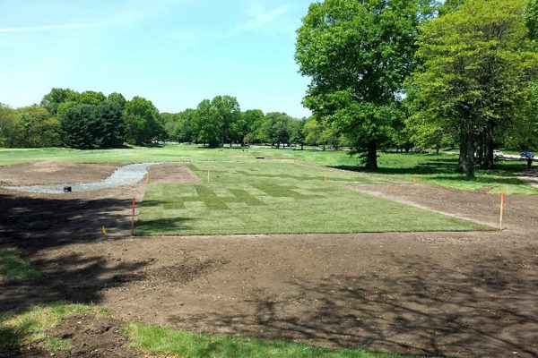 George_Wright_Golf_Course_Sodding