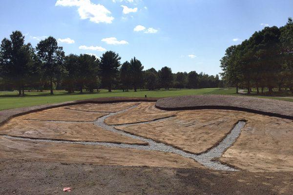 Howell_Parl_Golf_Course_Bunker_Drenaje