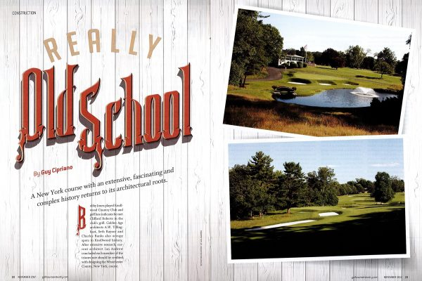 Knollwood Country Club_Golf Industry Article